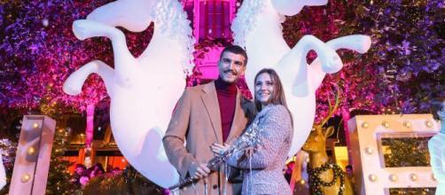 Beatrice Valli e Marco Fantini rimandano le nozze: la Valli in ansia per il parto.