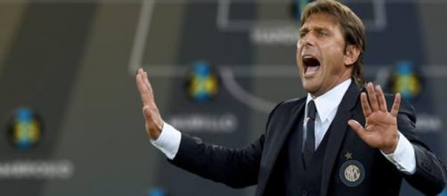 Conte studia la nuova Inter con il 3-5-2
