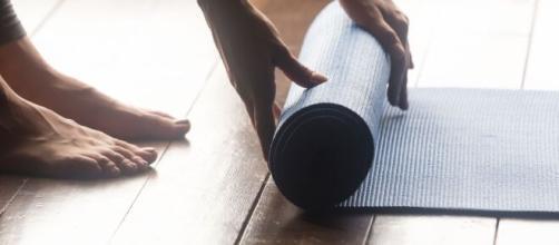 Exercícios simples para fazer em casa. (Arquivo Blasting News)