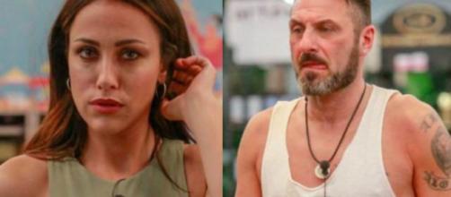 Gf Vip, Teresanna chiude i rapporti con Sossio: 'Non voglio essere sua amica'.