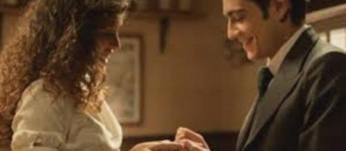 Il segreto, trama del 2 aprile: Prudencio e Lola potrebbero lasciare Puente Viejo e trasferirsi in Italia da Saul.