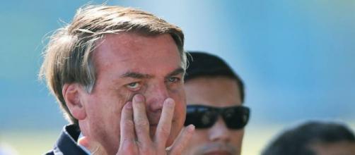 Jair Bolsonaro critica a soltura de presos. (Divulgação/Globo)