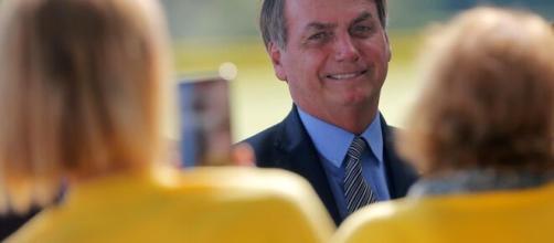 Ministro Marco Aurélio Mello pede parecer de notícia-crime contra Bolsonaro à PGR. (Arquivo Blasting News)