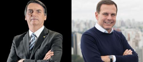 Na contramão de Bolsonaro, João Doria age contra a Pandemia. (Arquivo Blasting News)