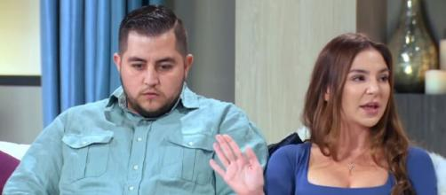 On '90 Day Fiancé,' Jorge Navas confirms he will divorce Anfisa, accuses her of abandoning him. [Image Source: TLC UK/ YouTube]
