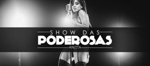 Quando ainda era 'MC Larissa', Anitta lançou o Show das Poderosas. (Arquivo Blasting News)