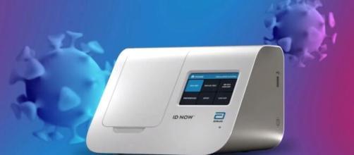 """Questo nuovo dispositivo """"portatile"""" sarà in grado di fare una diagnosi di Covid-19 in pochi minuti."""
