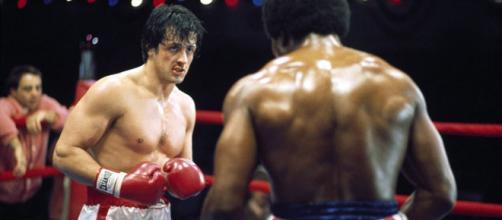 Sylvester Stallone interpretava Rocky Balboa. (Reprodução/Companhia United Artists)