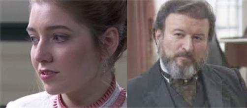 Una Vita, spoiler al 10 aprile: Jimeno muore, Flora torna in libertà grazie a Inigo.