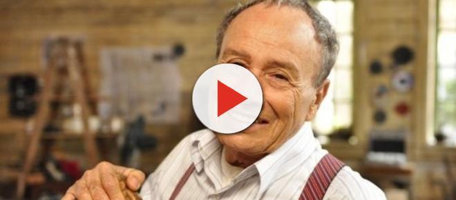 Aos 87 anos, Stênio Garcia passa mal após demissão da Rede Globo