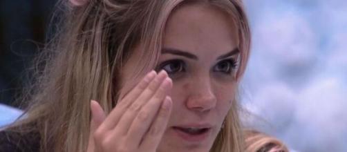 'BBB20': Marcela diz que pensou em poupar Prior de uma semana de paredão. (Reprodução/TV Globo)