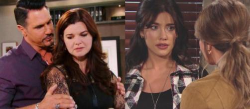 Beautiful, spoiler 8-14 marzo: Katie e Bill si riavvicinano, Taylor preoccupata per Steffy