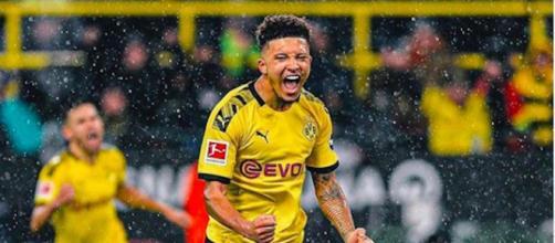 Dortmund : Sancho pourrait aller au Real Madrid. Credit : Instagram/bvb09