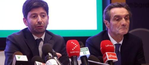 Il ministro della Salute Roberto Speranza ha illustrato le nuove misure di contenimento sanitario
