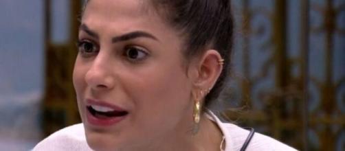Internautas criticam postura de Mari no 'BBB20'. (Reprodução/TV Globo)