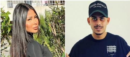 Les Marseillais : Greg Yega et Maëve Ghennam sont très proches. Credit : Instagram/maevaa.ghennam/greg_yega