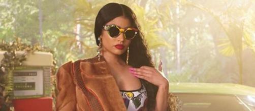 Nicki Minaj é uma sagitariana nata. (Reprodução/Instagram/@nickiminaj)