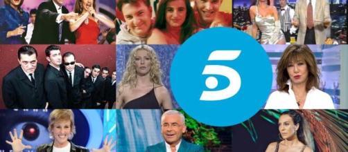 Telecinco celebra esta semana su 30º cumpleaños
