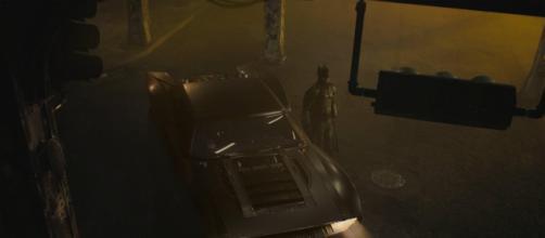 """As primeiras imagens do Batmóvel que será visto em """"The Batman"""" agradaram os fãs. (Arquivo Blasting News)"""