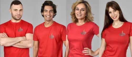 Cristian, Alejandro Reyes, Ana María Aldón y Fani, nuevos nominados de Supervivientes 2020