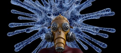 """El coronavirus tiene puntas llamadas """"spike"""". (Foto de Pete Linforth/Pixabay)"""