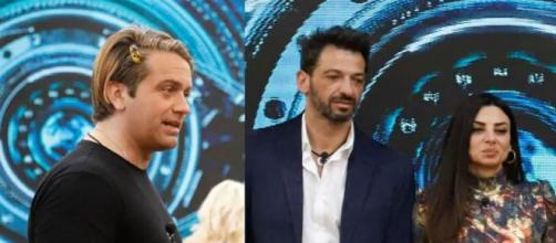 GF Vip, Patrick sulla storia d'amore tra Pago e Serena: 'Lui è vittima di una narcisista'