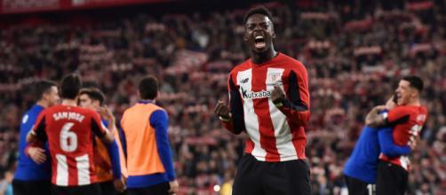 Iñaki Williams se emociona ante la posibilidad de que el Athletic ... - larazon.es