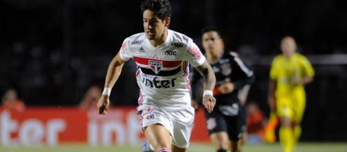 Pato deverá ser titular do São Paulo. (Arquivo Blasting News)