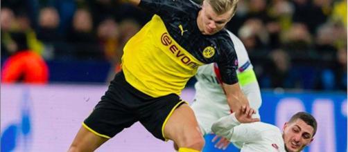 PSG : Un onze se forme contre le Borussia Dortmund. Credit : Instagram/bvb09