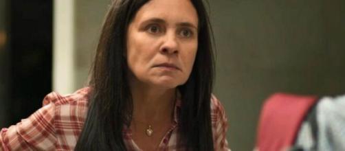 Thelma fará o possível para evitar que Lurdes descubra que Danilo é Domênico. (Reprodução/TV Globo)