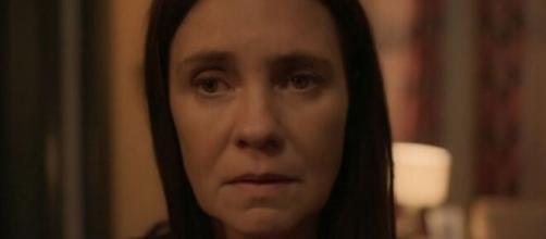 Thelma ficará em apuros em 'Amor de Mãe'. (Reprodução/TV Globo)