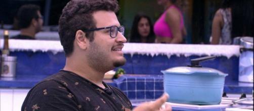 Victor Hugo desabafa: 'Não tinha noção do quanto eu amava o Guilherme'. (Reprodução/TV Globo)