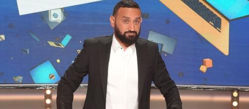 Cyril Hanouna attaque Quotidien. Credit: C8
