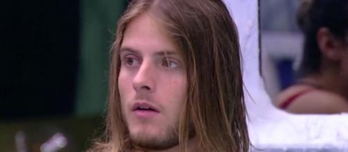 Daniel fala sobre Prior com brothers. (Reprodução/TV Globo)