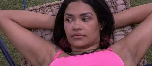 Flayslane critica atitude de Prior no 'BBB20'. (Reprodução/TV Globo)