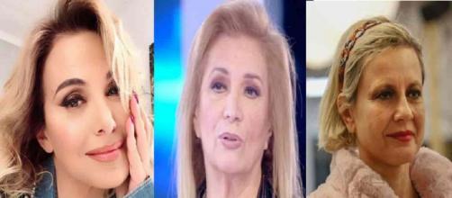 GF Vip, la Zanicchi e la D'urso contro la Elia: 'Scioccanti le frasi sulla menopausa'.