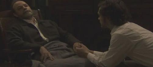 Il Segreto, spoiler spagnoli: Francisca disposta a morire con l'Ulloa, Alicia salva Matias