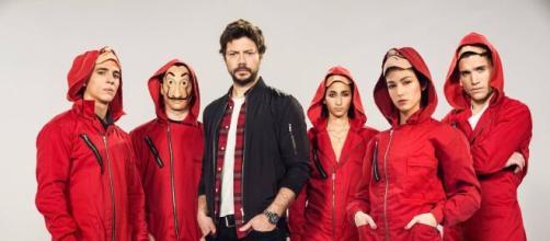 'La Casa de Papel' lança nova temporada. (Arquivo Blasting News)
