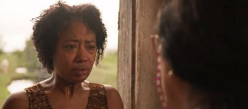 Rita vai chegar no Rio de Janeiro para reencontrar a filha em 'Amor de Mãe'. (Reprodução/TV Globo)