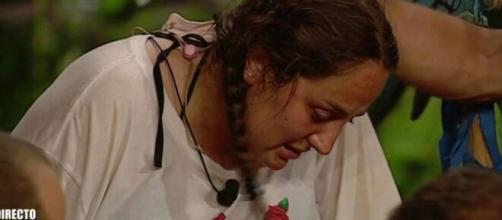 Supervivientes 2020/ Rocío se rompe al recordar a su madre