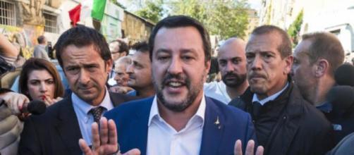 Agente della scorta di Matteo Salvini positivo al coronavirus.