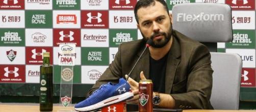 Fluminense vem lutando para se equilibrar financeiramente. (Reprodução/Lucas Merçon/Fluminense FC)