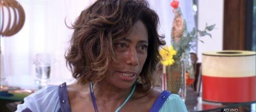 Gloría Maria faz um desabafo comovente nas redes sociais. (Reprodução/ TV Globo)