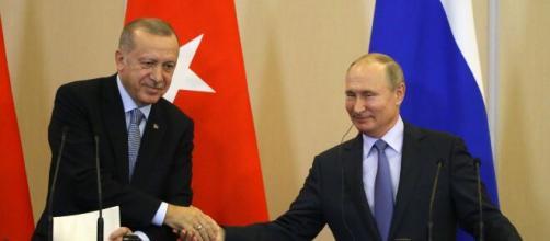 L'accordo tra Russia e Turchia sul Nord della Siria .