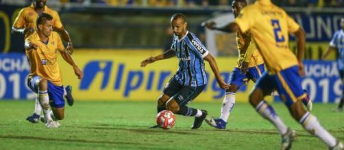 Pelotas e Grêmio se reencontram após decidirem a Recopa Gaúcha. (Lucas Uebel/Grêmio FBPA)