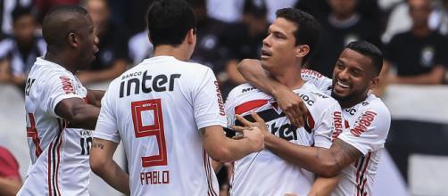 Hernanes deverá ser um dos titulares do São Paulo. (Arquivo Blasting News)