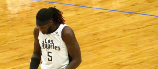 Montrezl Harrell is again one of the top Sixth Man of the Year candidates. [Image Source: Flickr   David Beasley]