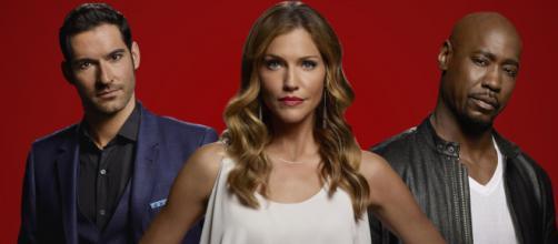 """A série """"Lúcifer"""" está disponível na Netflix. (Reprodução/Netflix)"""