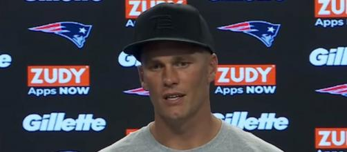 Brady's return to the Patriots remains possible (Image Credit: New England Patriots/YouTube)