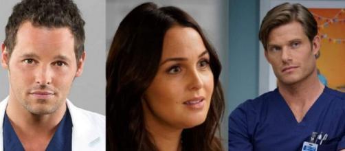 Chris Carmack anticipa che Jo Wilson reagirà alla fine del matrimonio con Alex Karev.